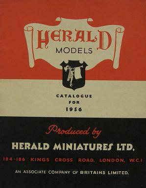 Herald Catalogue 1956