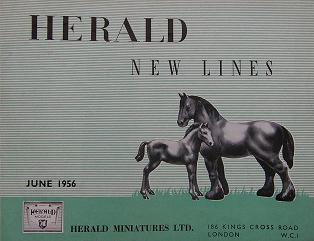 Herald New Lines June 1956